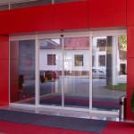 Automatické dvojkrídlové dvere
