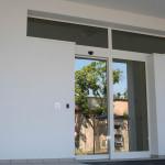 Automatické jednokrídlové dvere