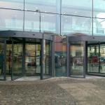 Turniketové dvere